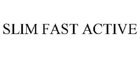 SLIM FAST ACTIVE