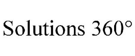 SOLUTIONS 360°