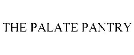THE PALATE PANTRY