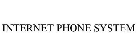 INTERNET PHONE SYSTEM