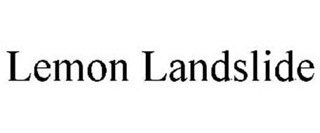 LEMON LANDSLIDE
