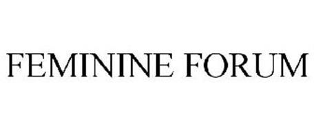 FEMININE FORUM