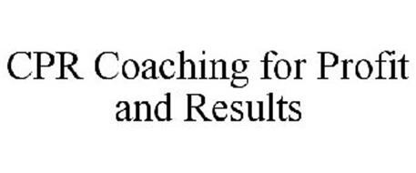 CPR COACHING FOR PROFIT AND RESULTS