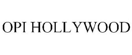 OPI HOLLYWOOD