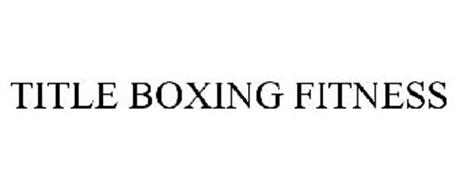 TITLE BOXING FITNESS