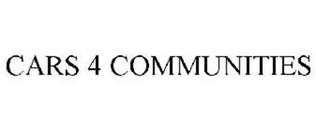 CARS 4 COMMUNITIES