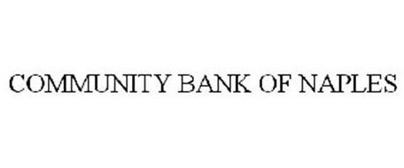 COMMUNITY BANK OF NAPLES