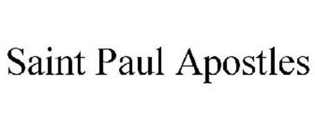 SAINT PAUL APOSTLES