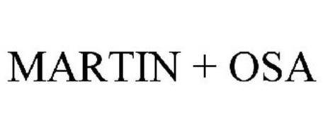 MARTIN + OSA