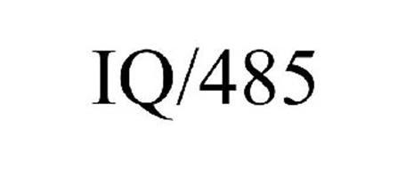 IQ/485