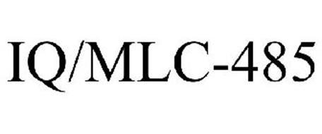 IQ/MLC-485