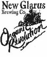 NEW GLARUS BREWING CO. ORGANIC REVOLUTION
