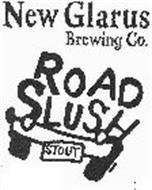 NEW GLARUS BREWING CO. ROAD SLUSH STOUT