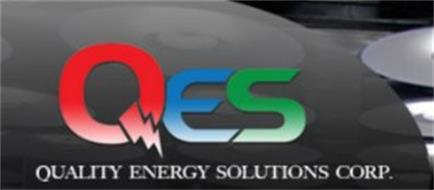 QES QUALITY ENERGY SOLUTIONS CORP.