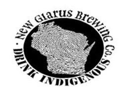 NEW GLARUS BREWING CO. DRINK INDIGENOUS