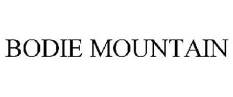 BODIE MOUNTAIN