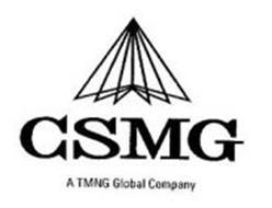 CSMG A TMNG GLOBAL COMPANY