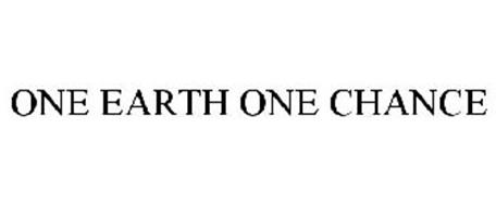 ONE EARTH ONE CHANCE
