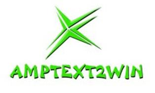 X AMPTEXT2WIN