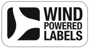 WIND POWERED LABELS