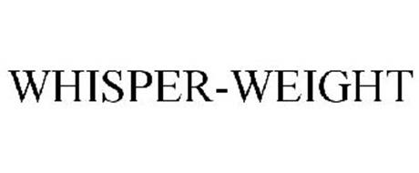 WHISPER-WEIGHT