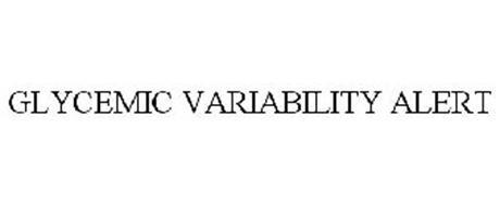 GLYCEMIC VARIABILITY ALERT