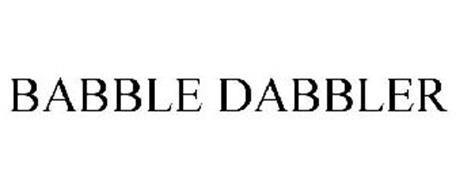 BABBLE DABBLER