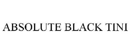 ABSOLUTE BLACK TINI