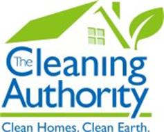 THE CLEANING AUTHORITY CLEAN HOMES. CLEAN EARTH.