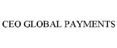 CEO GLOBAL PAYMENTS