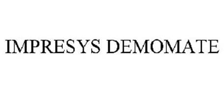 IMPRESYS DEMOMATE