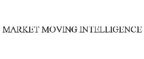 MARKET MOVING INTELLIGENCE