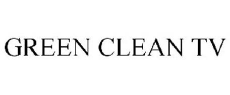GREEN CLEAN TV