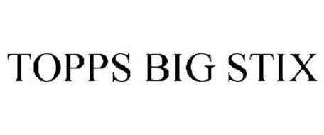 TOPPS BIG STIX