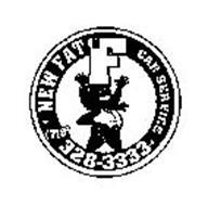 NEW FAT CAR SERVICE (718) 328-3333 FN