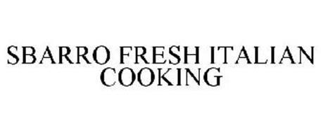 SBARRO FRESH ITALIAN COOKING