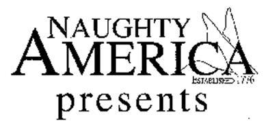 NAUGHTY AMERICA ESTABLISHED 1776 PRESENTS