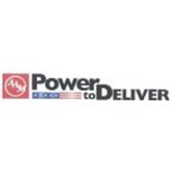 AAM POWER TO DELIVER