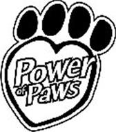 POWER OF PAWS