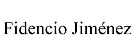 FIDENCIO JIMÉNEZ