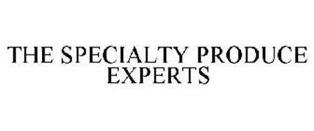 THE SPECIALTY PRODUCE EXPERTS