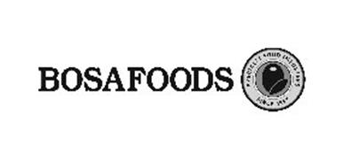 BOSA FOODS SPECIALTY FOOD IMPORTERS SINCE 1957