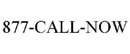877-CALL-NOW