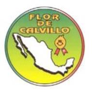 FLOR DE CALVILLO