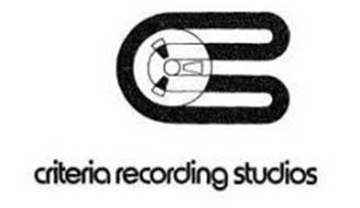 CRITERIA RECORDING STUDIOS