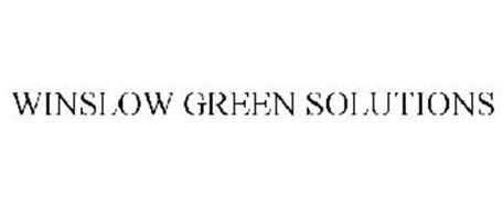 WINSLOW GREEN SOLUTIONS