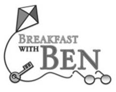 BREAKFAST WITH BEN