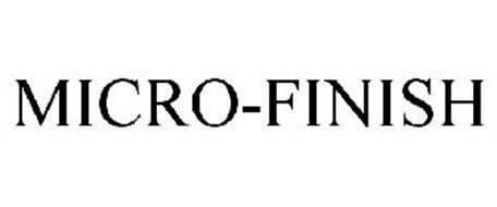 MICRO-FINISH