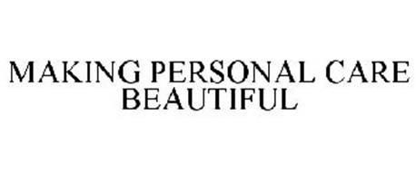 MAKING PERSONAL CARE BEAUTIFUL