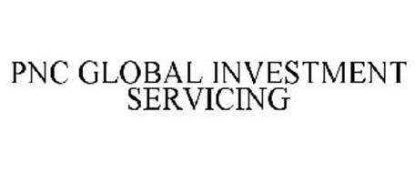 PNC GLOBAL INVESTMENT SERVICING